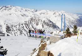 Ski-oord Porté-Puymorens