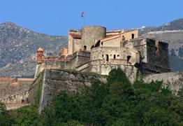 Prats de Mollo, fort lagarde citadelle Vauban