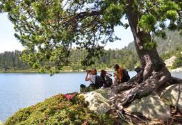Randonnée autour des lacs Pyrénées Catalanes