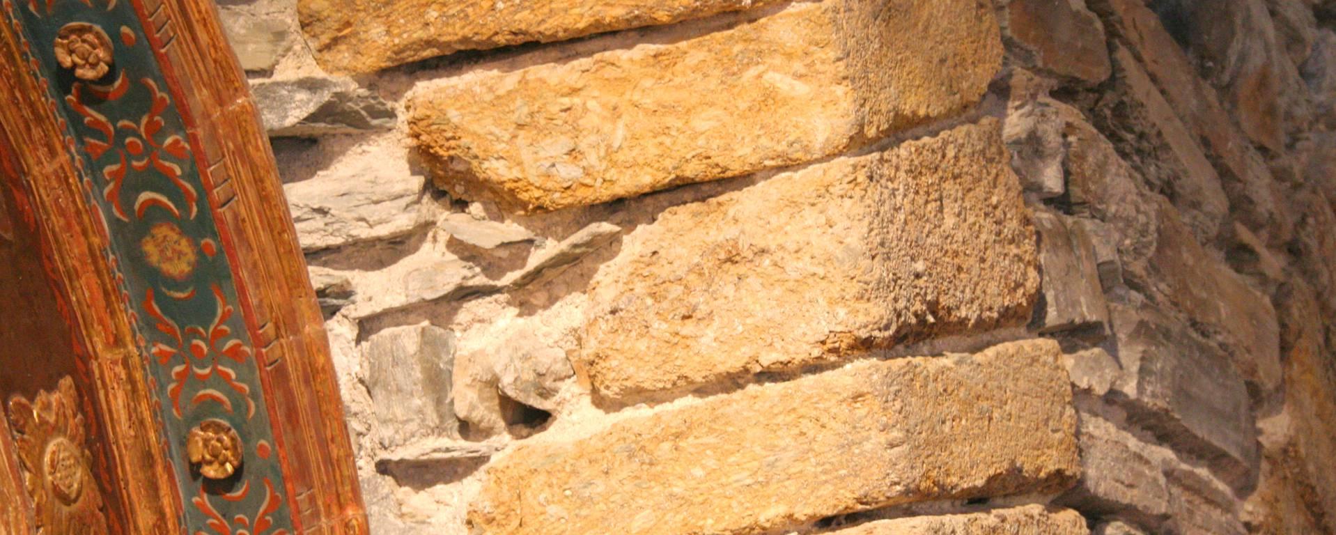 Detail Romaanse bouwstijl