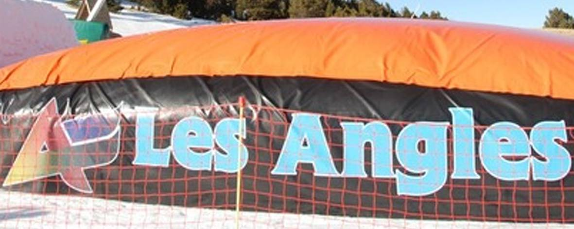 Les Angles Snowpark