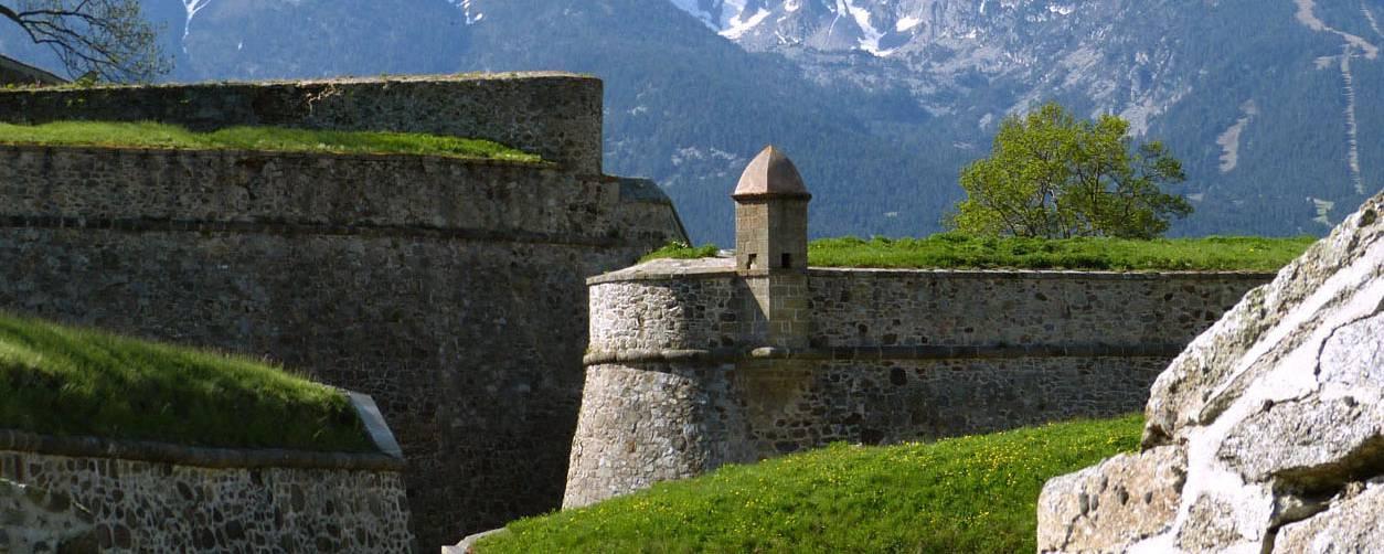 Citadelle Mont-Louis