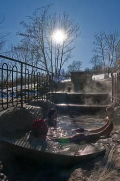 Les bains de Dorres