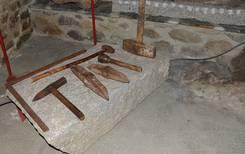 Le musée du granit à Dorres