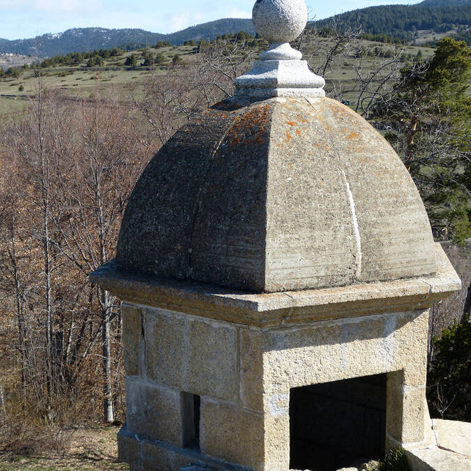 Eastern tower