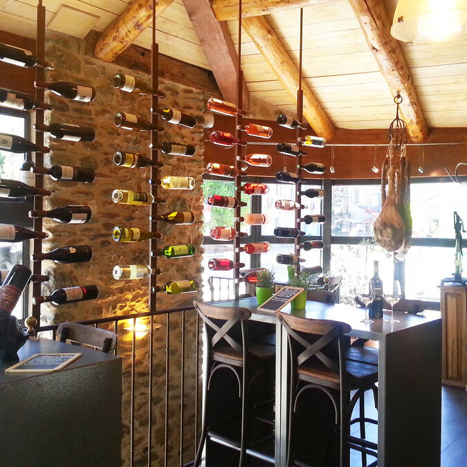 Bar à vin de chez Bonzom