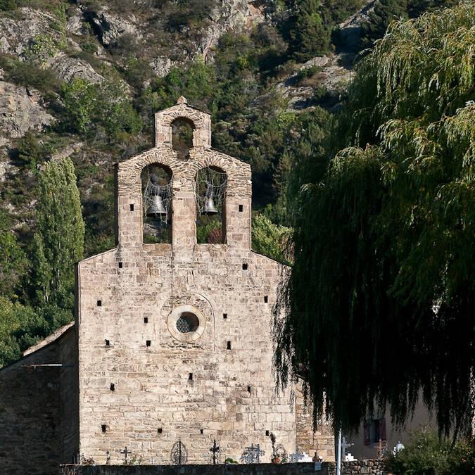 Eglise romane de Cerdagne