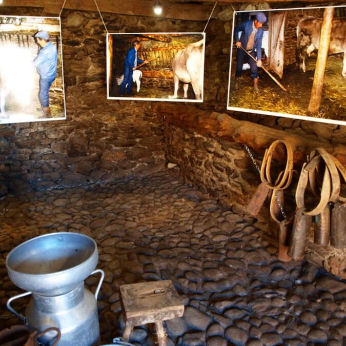 Expossition sur les traditions populaires Musée de Cerdagne