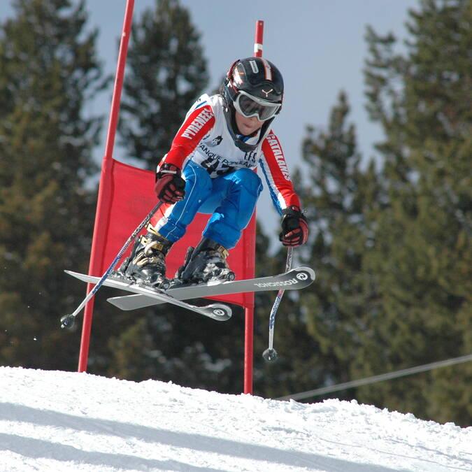 Slalom - Font Romeu