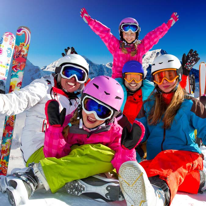 Ski fun!